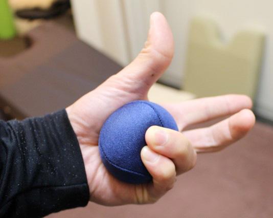 前腕筋のトレーニング3