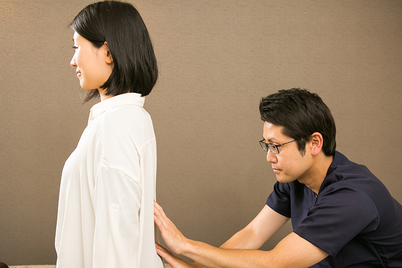 腰痛の原因は体のゆがみ