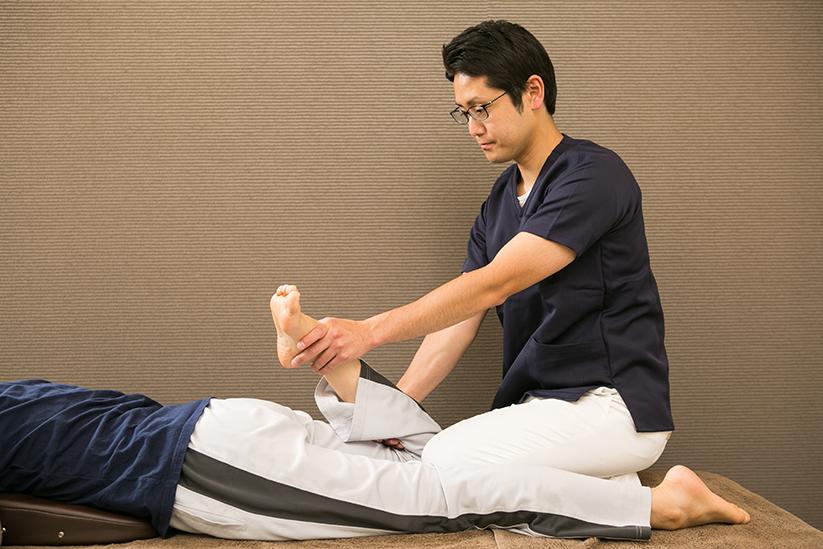 痛みに特化した手技
