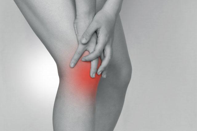 膝の痛みの本当の原因